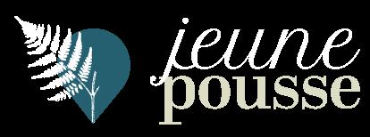 Jeune Pousse Communication, Chloé Canolle - Logotype
